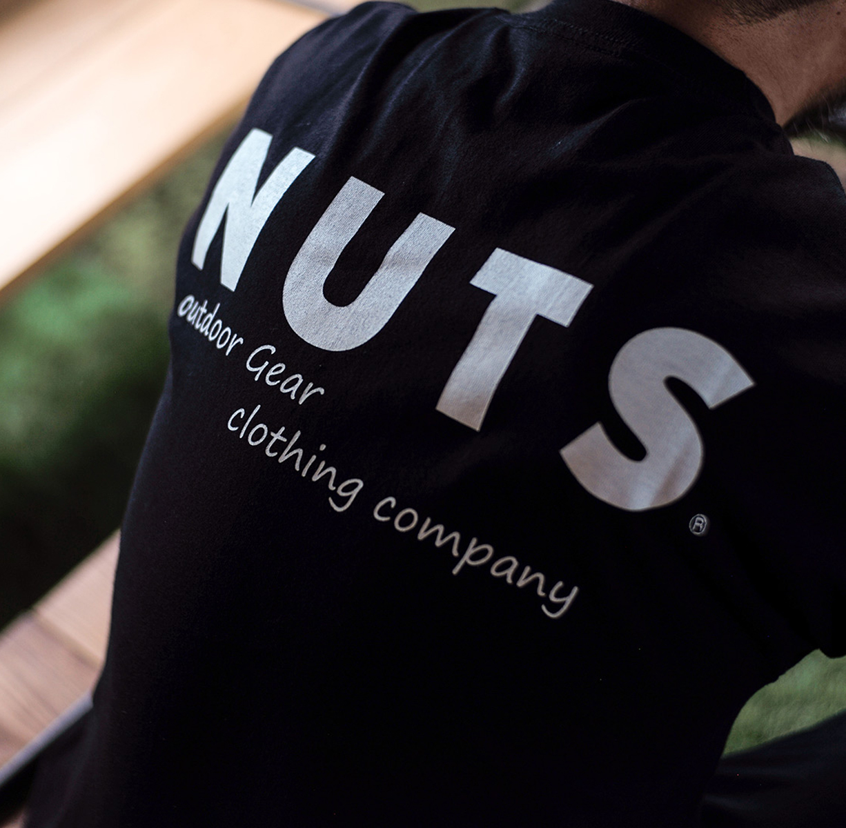 NUTS Tシャツ